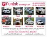 Punjab+Wedding+Cars