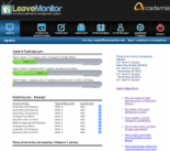 Leave Monitor