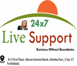 24x7live Support