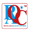 Royal Asia Quality Control Service