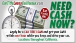 cartitleloans california