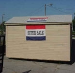 Storage Building Sales FREE Del