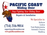 Pacific Coast Sliding Door