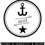 Anchor%26Star+Sign%2C+Millis%2C+Massachusetts image