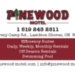 Pinewood+Motel%2C+Forest%2C+Ontario image