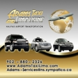 Adams+Halifax+Airport+Taxi+and+Limousine+Services%2C+Halifax%2C+Nova+Scotia image