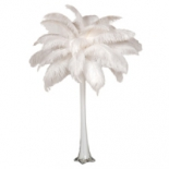 Ostrich+Feather+Centerpieces%2C+Los+Angeles%2C+California image