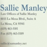 Law+Offices+of+Sallie+Manley%2C+La+Mesa%2C+California image