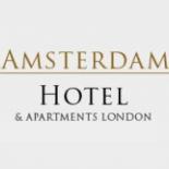 Amsterdam hotel apartment london united kingdom for Amsterdam hotel londra