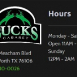 Bucks+Cabaret%2C+Fort+Worth%2C+Texas image