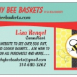 Frenchy+Bee+Baskets+by+la+bella+baskets%2C+Gibsonia%2C+Pennsylvania image