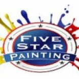 Five+Star+Painting+of+McKinney%2C+Mckinney%2C+Texas image