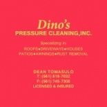 Dino%27s+Pressure+Cleaning%2C+Inc.%2C+Jupiter%2C+Florida image