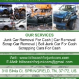 Cash+For+Junk+Cars+%7C+Scrap+Cars+For+Cash+NASHVILLE%2C+Nashville%2C+Tennessee image