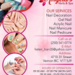 ANGELA%27S+NAILS+%26+SPA+%7C+Nail+Care%2C+Vernon%2C+British+Columbia image