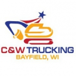 C+%26+W+Trucking%2C+Bayfield%2C+Wisconsin image