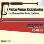 Precision+Pressure+Washing+Services%2C+Katy%2C+Texas image