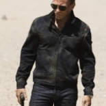 James+Bond+Leather+Jacket%2C+Chicago%2C+Illinois image