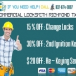 Commercial+Locksmith+Richmond+TX%2C+Houston%2C+Texas image