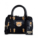 Moschino+Teddy+Bears+Small+Boston+Bag+Black%2C+Boca+Raton%2C+Florida image