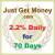 Just Get Money Icon