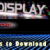 LED Display Content Icon