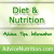 Diet and Nutrition Icon