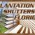 Plantation Shutters Florida Icon