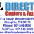 Direct Copiers and Fax Icon