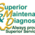 Superior Maintenance & Diagnosis Icon