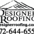 Designer Roofing Icon