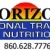Horizon Personal Training and Nutrition Icon