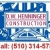 D.W Henninger Construction (510) 314-5783 Icon
