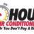 One Hour Heating and Air Conditioning Icon