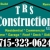 TRS Construction, LLC Paul Tiegs Icon
