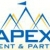 Apex Tent and Party Icon