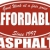 Affordable Asphalt Company Icon