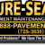 Sure-Seal Pavement Maintenance Inc. Icon