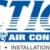 Action Heating and Air Conditioning Icon