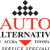 Auto Alternative Service & Sales Icon