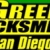 Green Locksmith - National City Icon