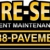 Asphalt Pavement Crack Sealing Services In Brampton Icon