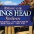 Woodton Kings Head Icon