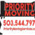Priority Moving Icon
