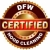 DFW Certified Hood Cleaning Icon