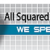 All Squared Web Design Icon