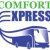 Comfort Express Bus Charter Icon