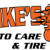 Spikes Auto Care & Tire Icon