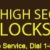 High Security Locksmith Icon