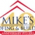 Mike's Roofing & Building Icon